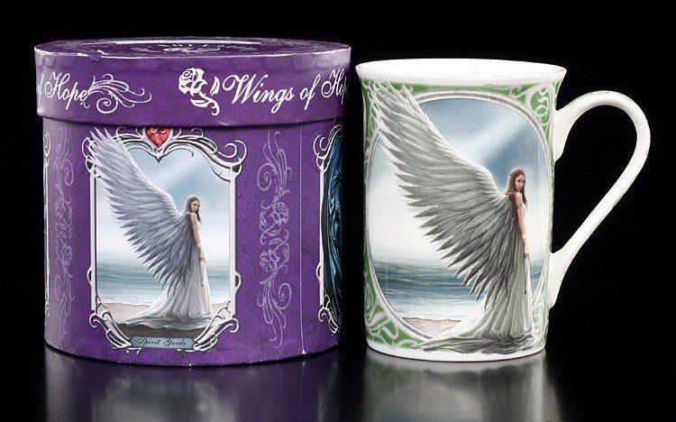 Porzellan Tasse Engel - Spirit Guide