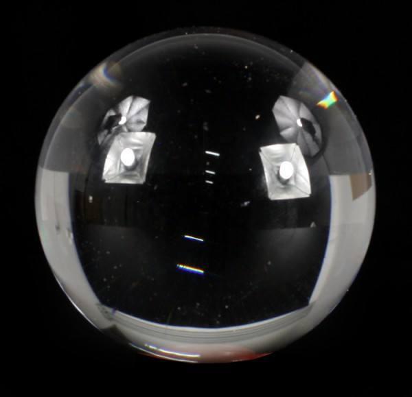 Kristallkugel 7 cm - ohne Halter