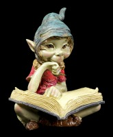 Pixie Figurines - We like to read - Set of 2