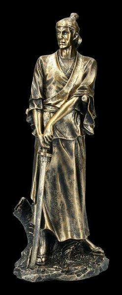 Samurai Figur mit Schwert