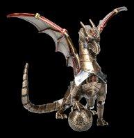 Steampunk Figur - Drache