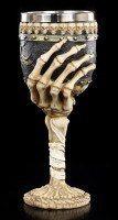 Skeleton Hand Goblet - Bitter Taste