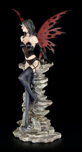 Elfen Figur - Iridescent Heart - groß