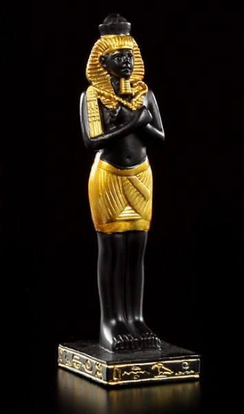 Ramses II Figur stehend - klein