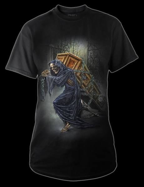 Alchemy Reaper T-Shirt - Brimstone Pilgrim