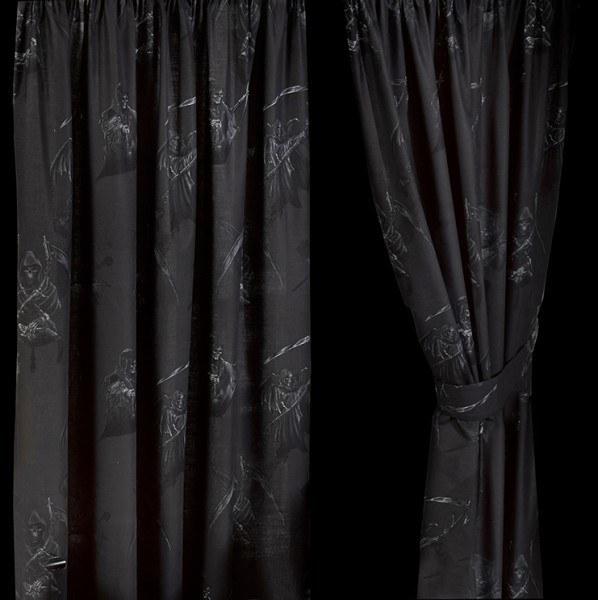 Alchemy Gothic Vorhänge Reaper - Magistus