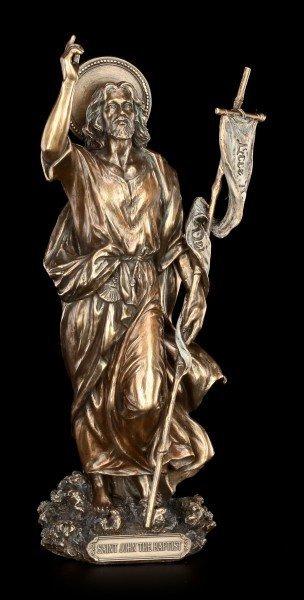 Heiligen Figur - Johannes der Täufer