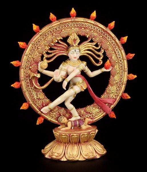 Shiva Nataraja Figur - Hindu Gott