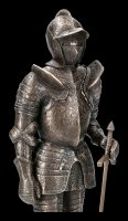 Standing Knight Figurine with Sword