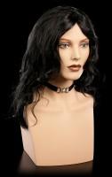 Alchemy Gothic Necklace - Triple Goddess