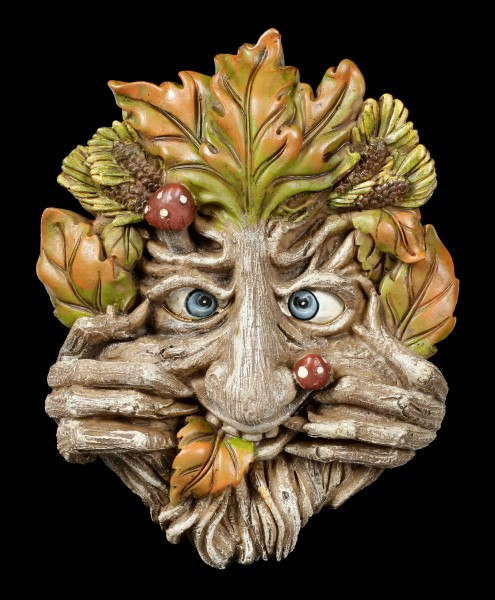 Wandrelief Greenman - Cheeky Mouth