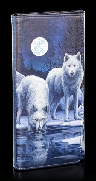 Large Purse with Wolves - Warriors of Winter