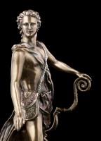 Apollon Figur auf Schwan