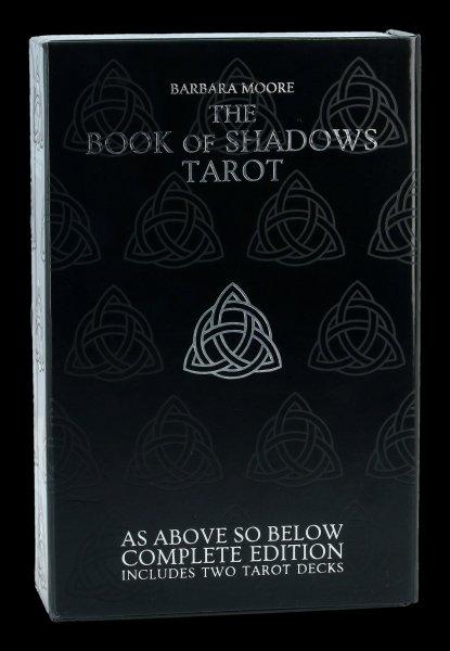 Tarot Card Set - The Book of Shadows