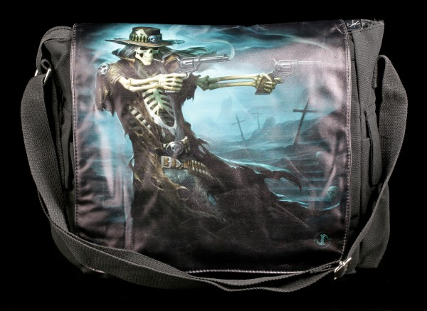 Messenger Bag with Reaper - Gunslinger