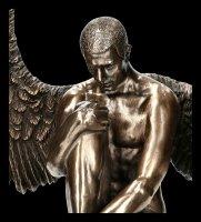 Angel Nude Figurine - Reflection