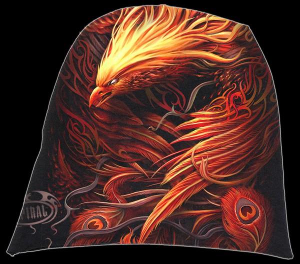 Spiral Fantasy Beanie - Phoenix Arisen