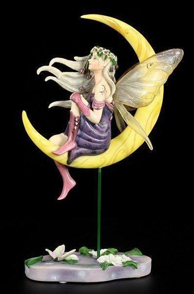 Elfen Figur - Moon Flower by Jessica Galbreth