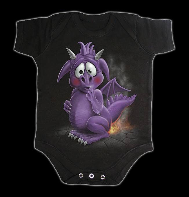 Babystrampler Baby Drache - Dragon Relief