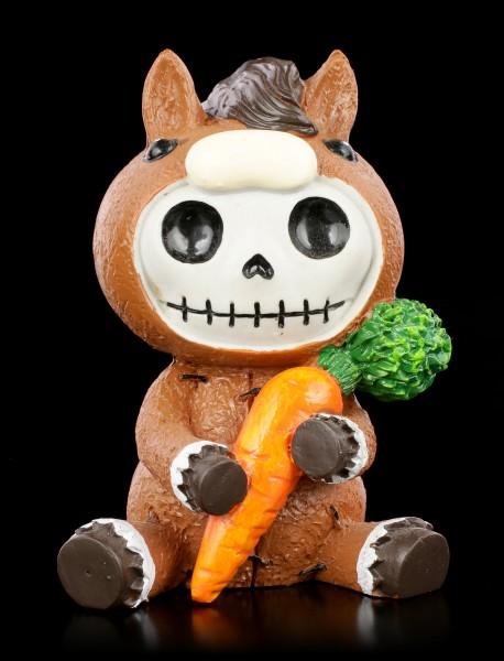 Furry Bones Figurine - Horse