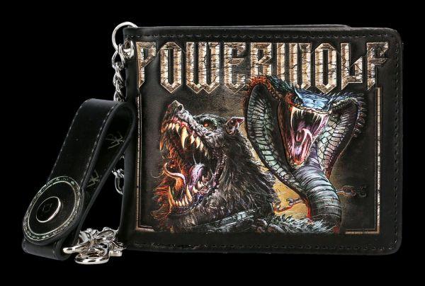Geldbeutel Powerwolf - Kiss of the Cobra King