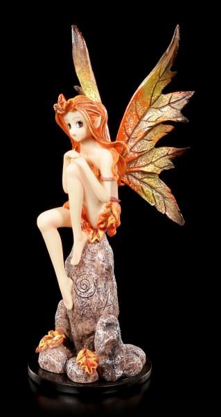 Manga Elfen Figur - Ciira die Herbstkönigin