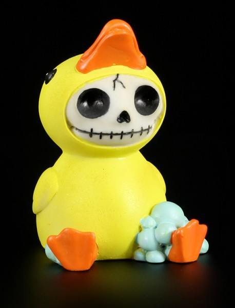 Duckie Bob - Furry Bones Figurine