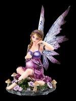 Pregnant Fairy Figurine - Charming Mama