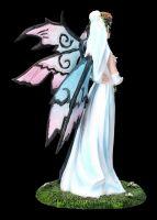 Elfen Figuren - Hochzeitspaar Fairy Wedding