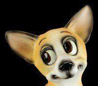 Lustige Hunde Figur - Chihuahua