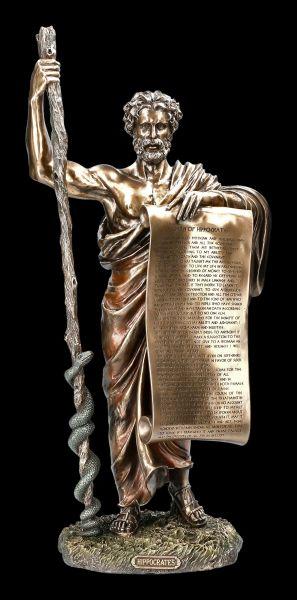 Hippocrates of Kos Figurine - Large