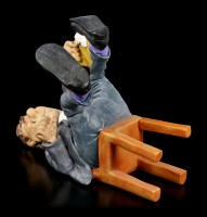 Funny Life Figurine - The last Guest