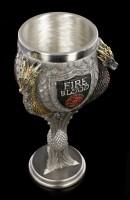 Game of Thrones Kelch - Haus Targaryen