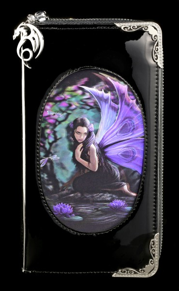 Fantasy Purse with 3D Picture - Fairy Naiad