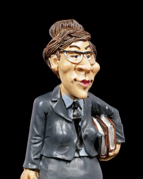 Funny Job Figur - Strenge Lehrerin