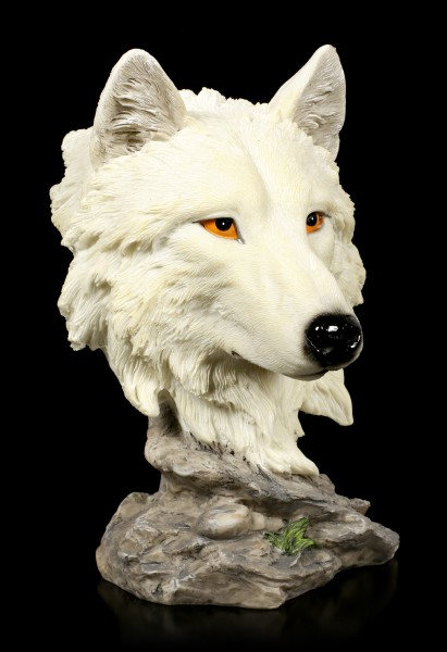 Preview: Wolf Bust - Lonely Hunter