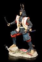 Samurai Figur - Krieger mit Katana