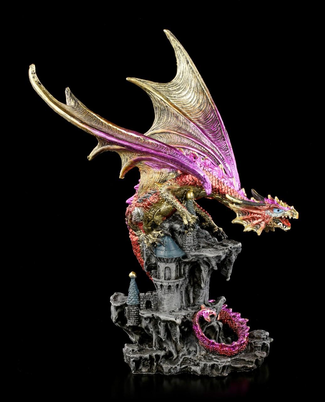 Dragon Figurine - Citadel Keeper