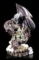 Drachen Figur - Sirus auf Schloss