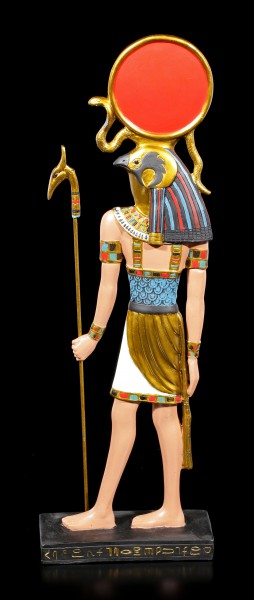 Ra Figurine with Scepter