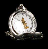 Pocket Watch - Freemasons Pastmaster