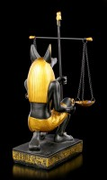 Egyptian Figurine - Anubis with Scale