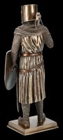 Knight Figurine - German Crusader with Axe