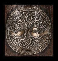 Krug - Lebensbaum Yggdrasil