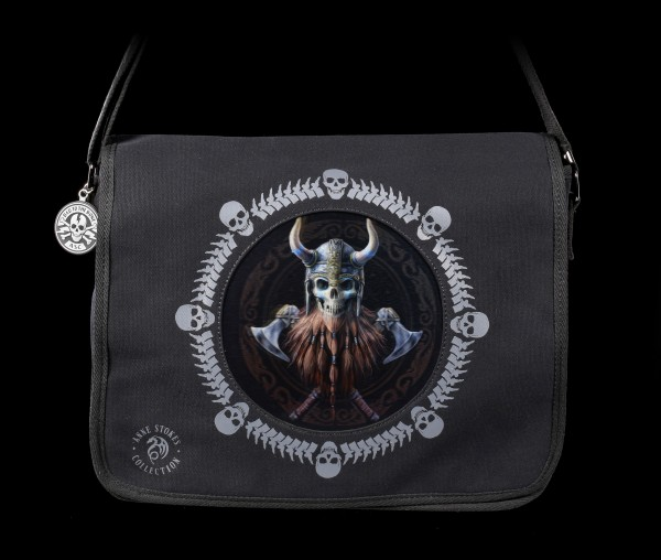3D Messenger Bag - The Viking