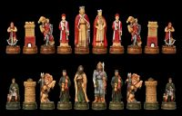 Chessmen Set - Camelot