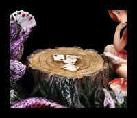 Dragon Figurine and Fairy Playing Card - Dragon's Hand