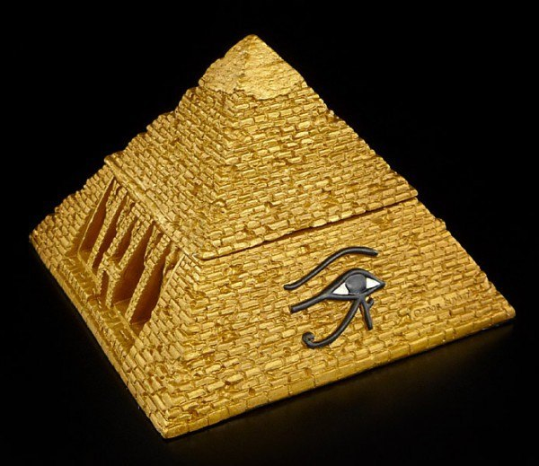 Small Pyramid Chest