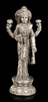 Lakshmi Pewter Figurine - Indian Goddess