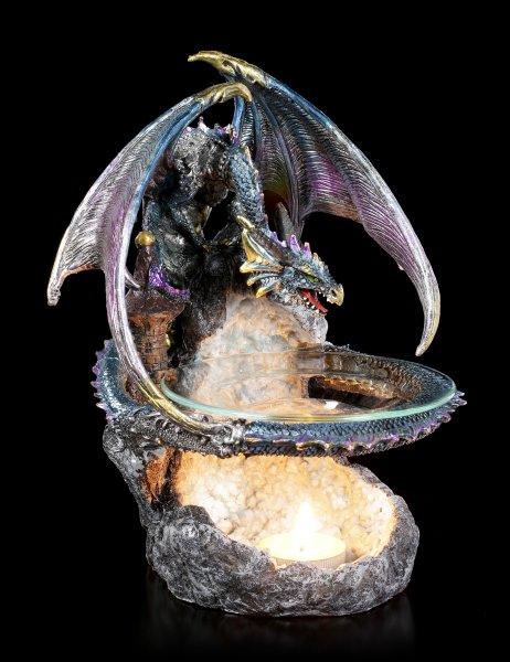 Drachen Duftlampe - Flame Saviour